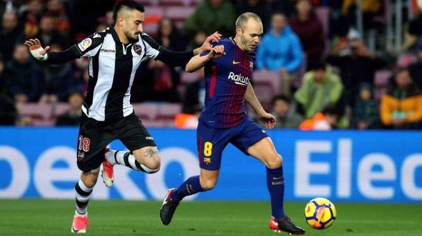FC Barcelone : Iniesta s'exprime sur son avenir !