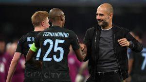 Manchester City : Ça discute pour Guardiola