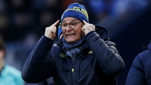 Nantes : Ranieri pense toujours à l'Italie