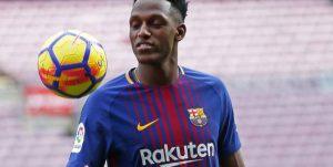 FC Barcelone : Une nouvelle porte de sortie pour Mina