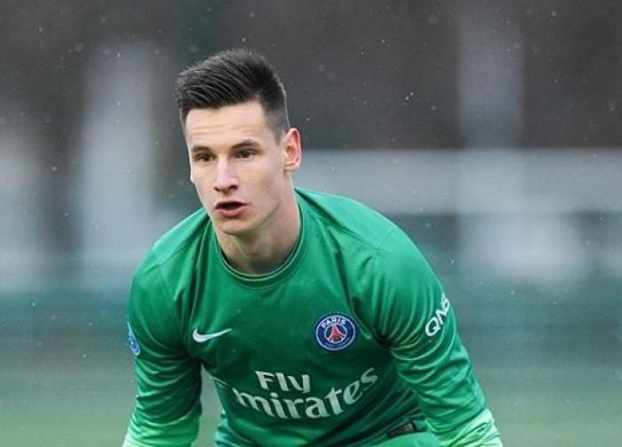 Un gardien du PSG vers la Ligue 2