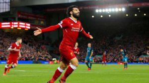 Liverpool discute avec Salah