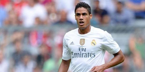 Real Madrid : Varane vers un club de Premier League ?