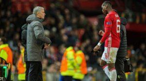 Manchester United : Pogba menace de partir !