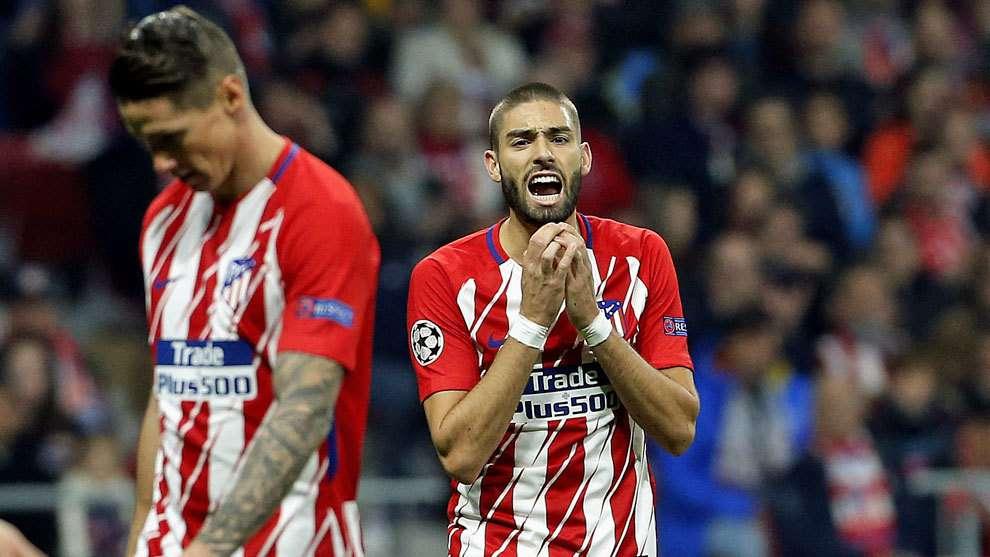 Officiel : Yannick Carrasco revient à l'Atletico