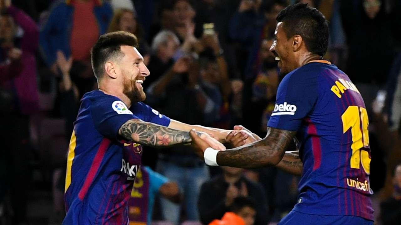 FC Barcelone : comment Messi a convaincu Paulinho de venir