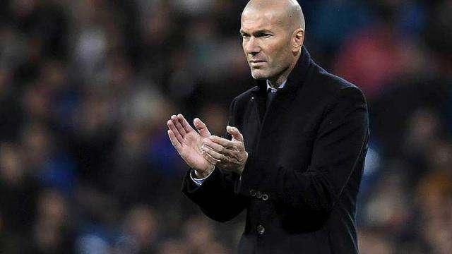 Zidane pourrait entrainer en France l'an prochain