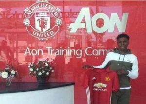 Manchester United : C'est officiel pour Ramazani