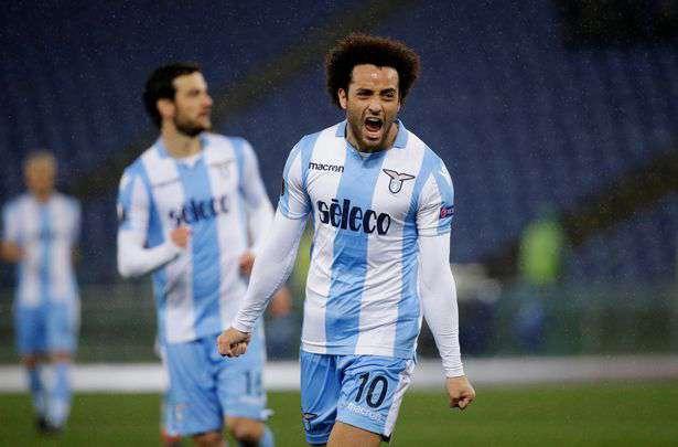 Naples s'intéresse à un joueur de la Lazio