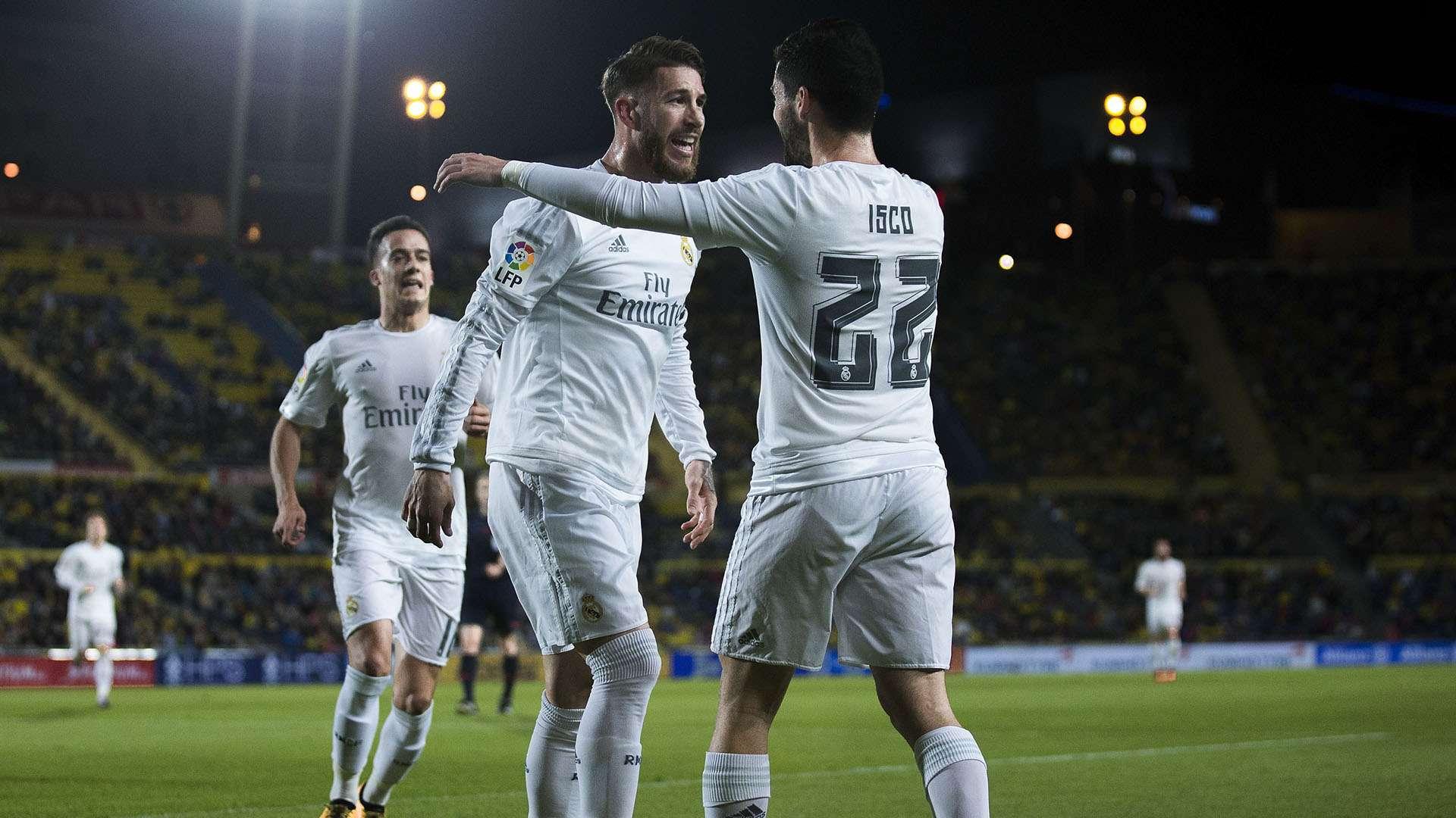 Real Madrid : Ramos recadre Isco dans le vestiaire !