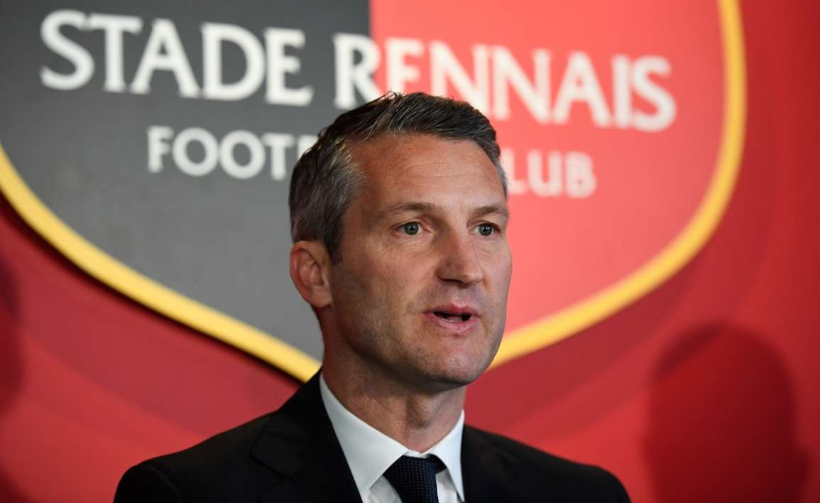 Officiel : Olivier Létang quitte le Stade Rennais !