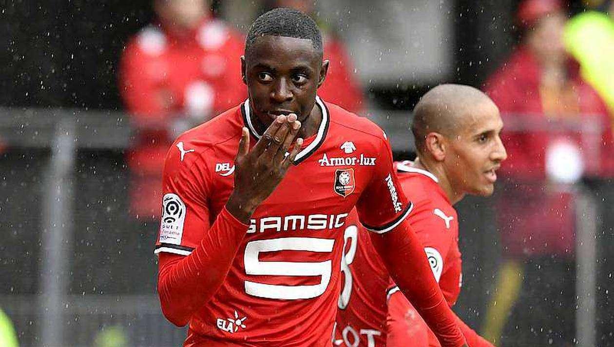 Stade Rennais : James Léa-Siliki est convoité