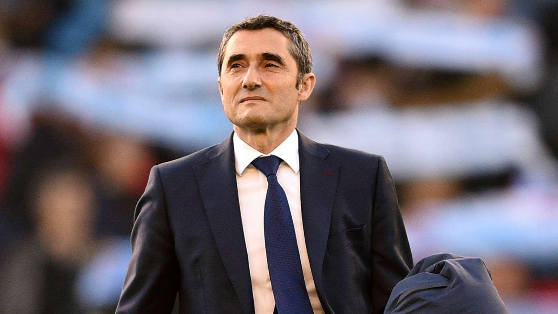 Officiel : Ernesto Valverde prolonge au FC Barcelone !