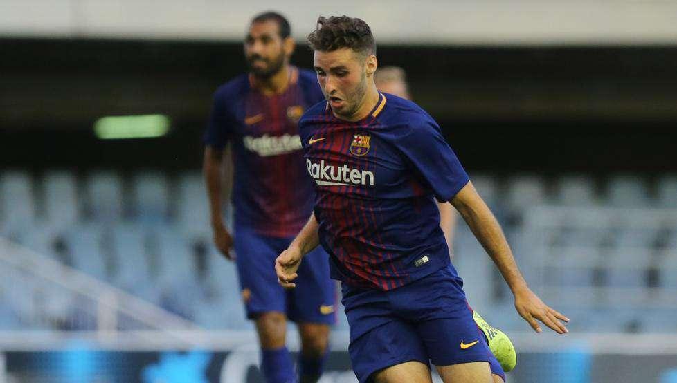 Le FC Barcelone veut prêter Abel Ruiz