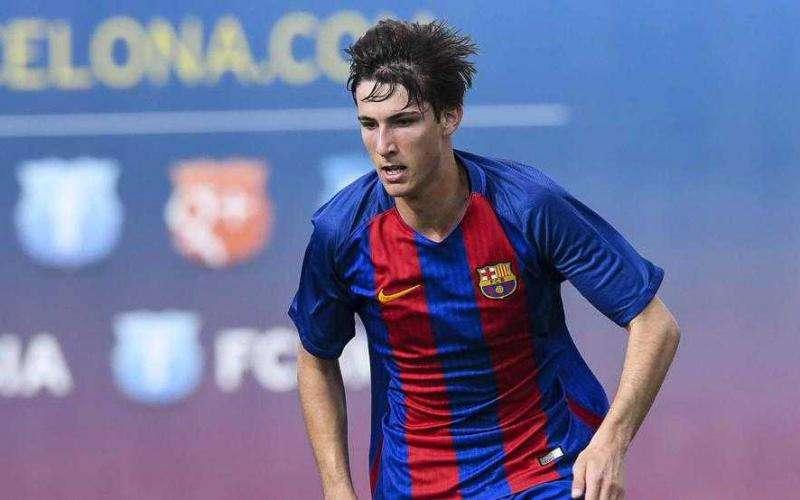A la découverte de Juan Miranda, grand espoir du Barça