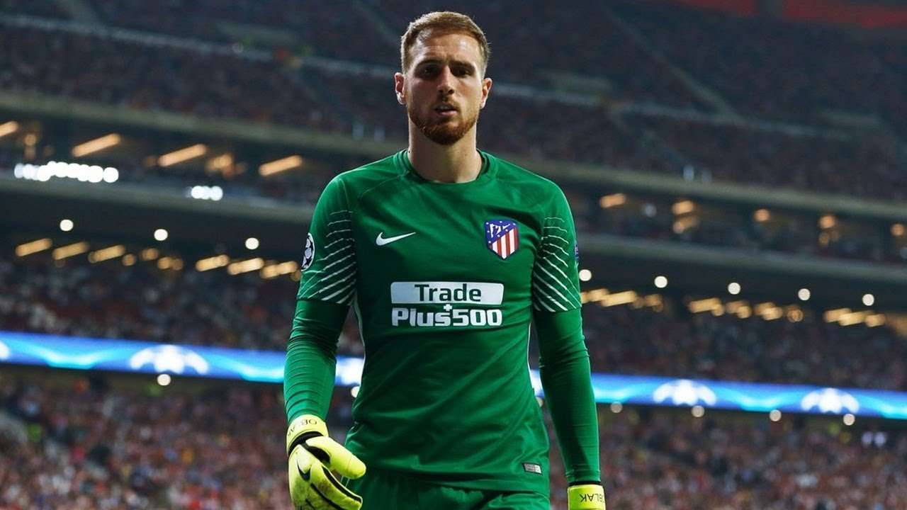 Atletico Madrid : Simeone évoque l'avenir Oblak
