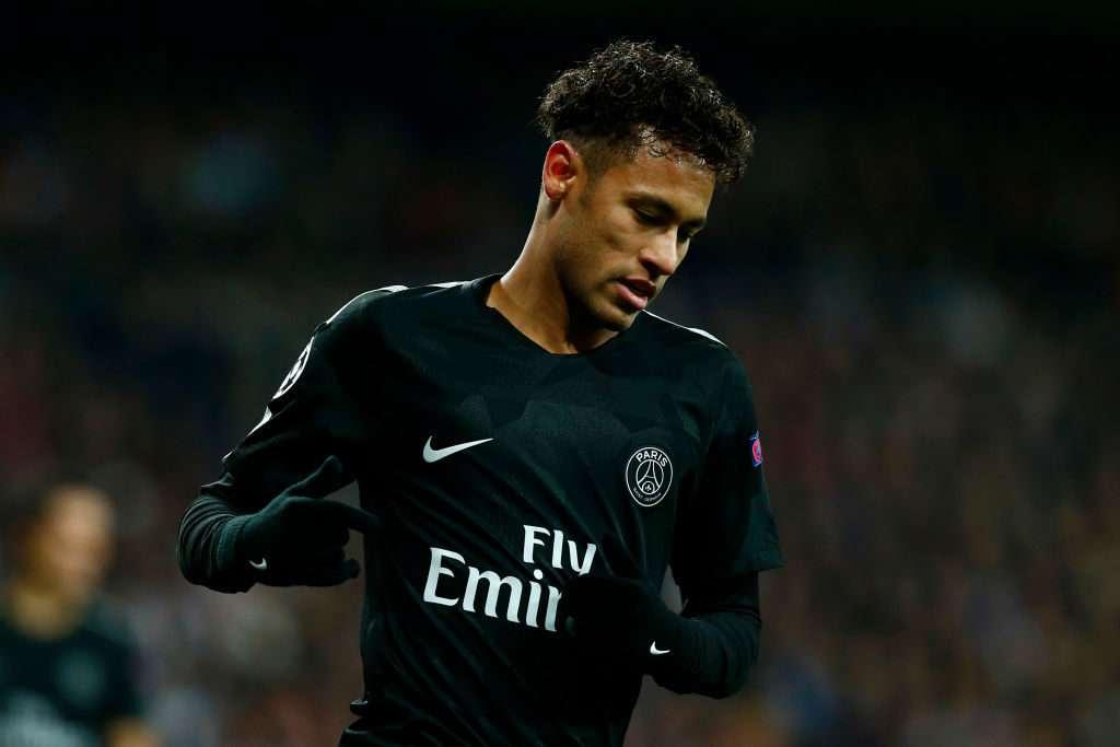 PSG : l'appel du pied d'un joueur du Real Madrid à Neymar !