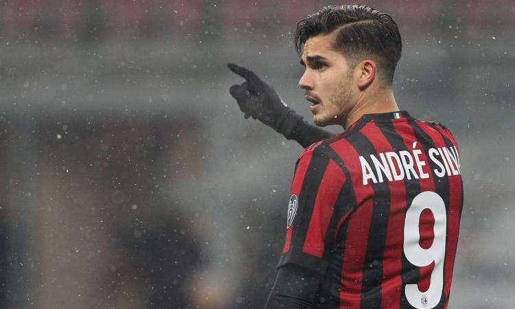 Milan AC : André Silva ne sera pas conservé par le FC Seville