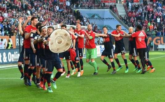 Bundesliga : Le récapitulatif de la saison