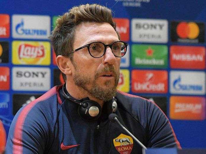Roma : Di Francesco et Monchi sur le départ ?