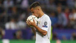 L'Inter Milan se penche sur Lucas Vazquez