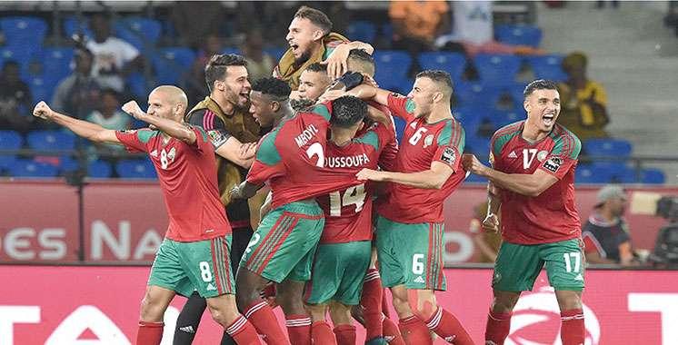 Le Maroc saisit la FIFA par rapport à la vidéo !