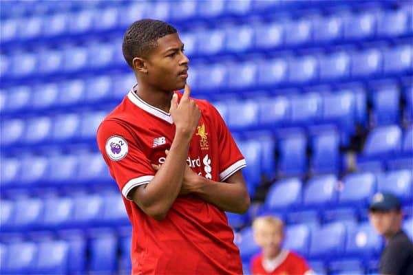 Qui est Rhian Brewster, la dernière pépite des Reds ?