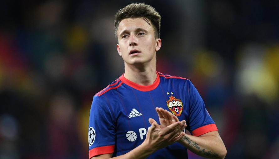 Monaco passe à l'action pour Golovin !