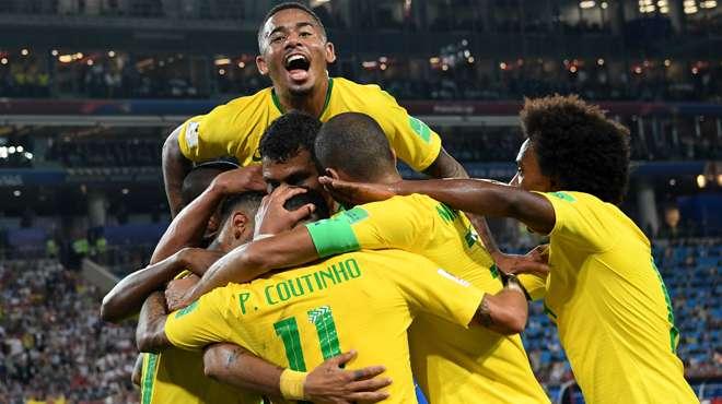 Le Brésil meilleure attaque de l'histoire de la Coupe du Monde !