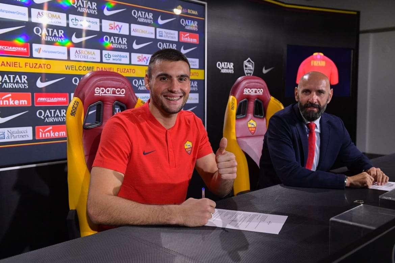 Officiel : Fuzato signe à la Roma