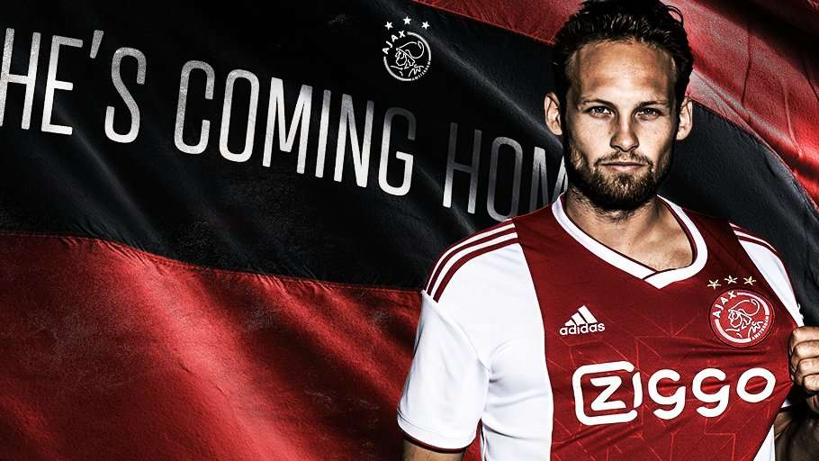 Officiel : Daley Blind retourne à l'Ajax Amsterdam