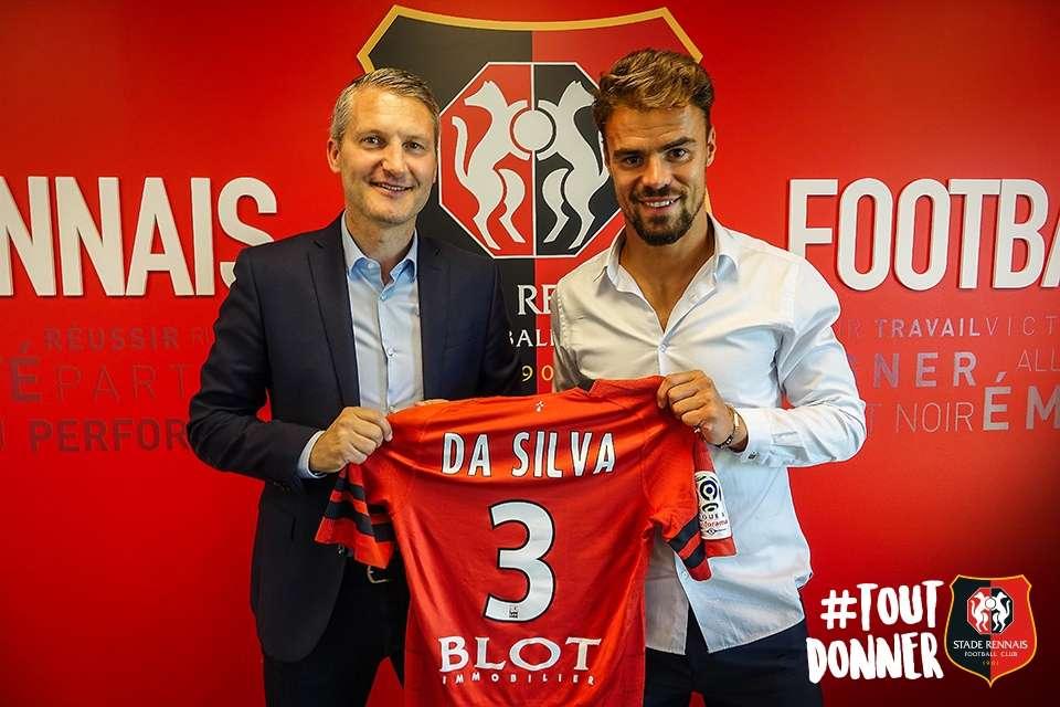 Officiel : Damien Da Silva rejoint Rennes