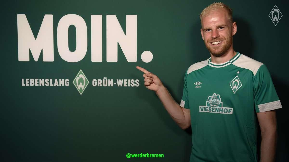 Officiel : Davy Klaasen signe au Werder Brême