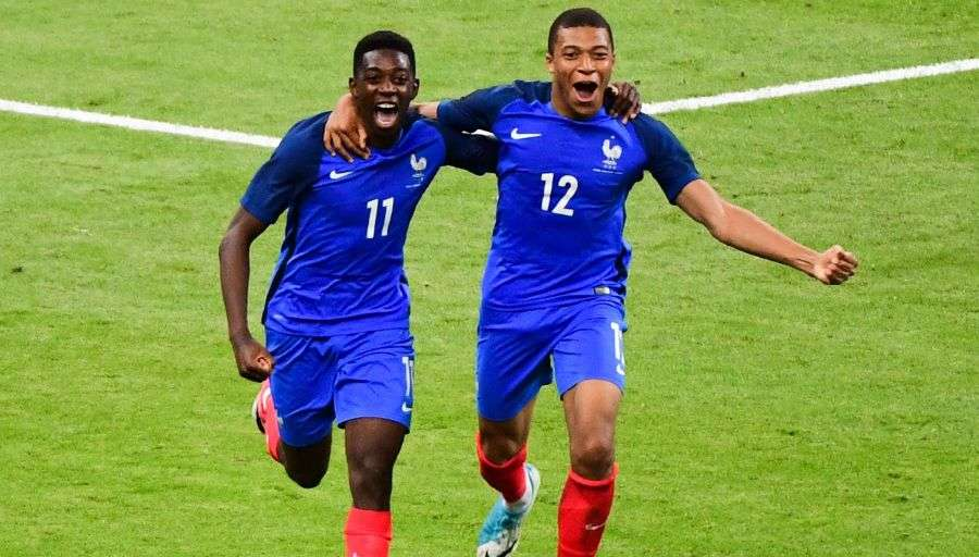 Kylian Mbappé envoie un joli message à son « frère» Ousmane Dembélé