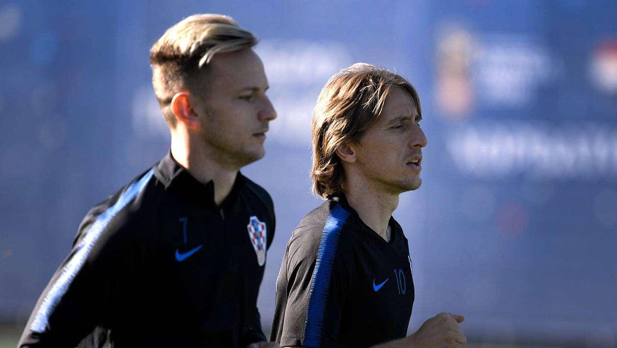 L'Inter n'a pas oublié Modric et Rakitic