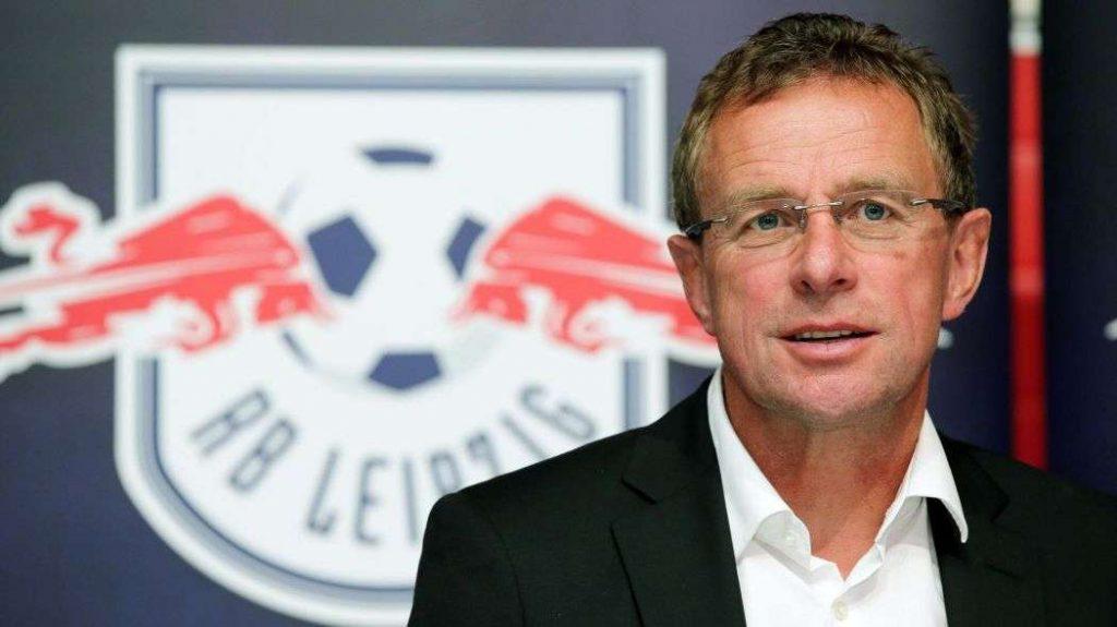 Leipzig : C'est Rangnick qui coachera le club cette saison