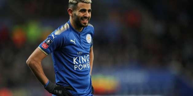 Manchester City : C'est fait pour Mahrez !
