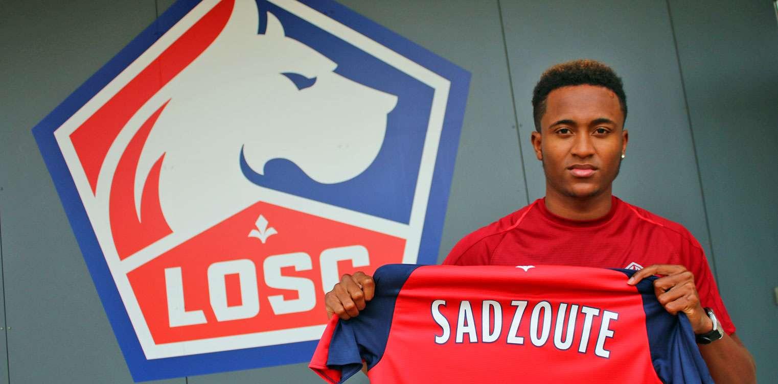 Lille : C'est officiel pour Sadzoute