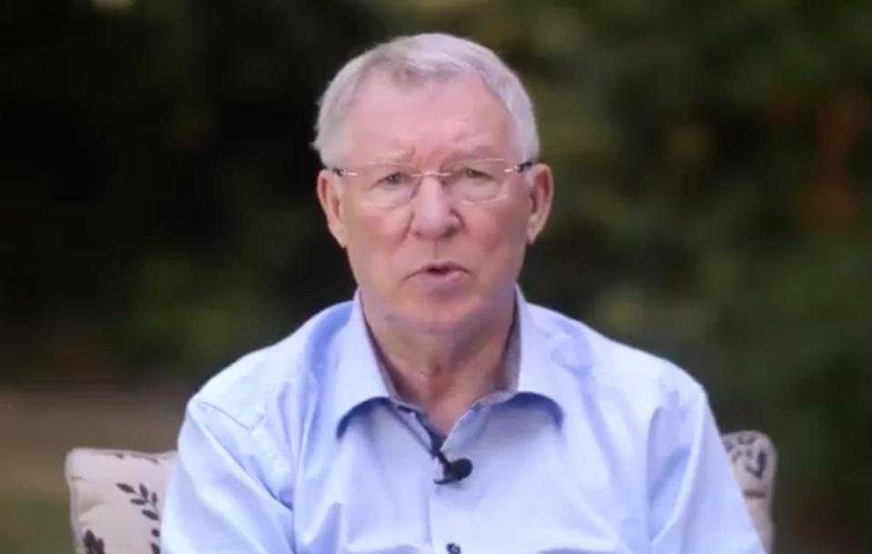 Sir Alex Ferguson donne de ses nouvelles !
