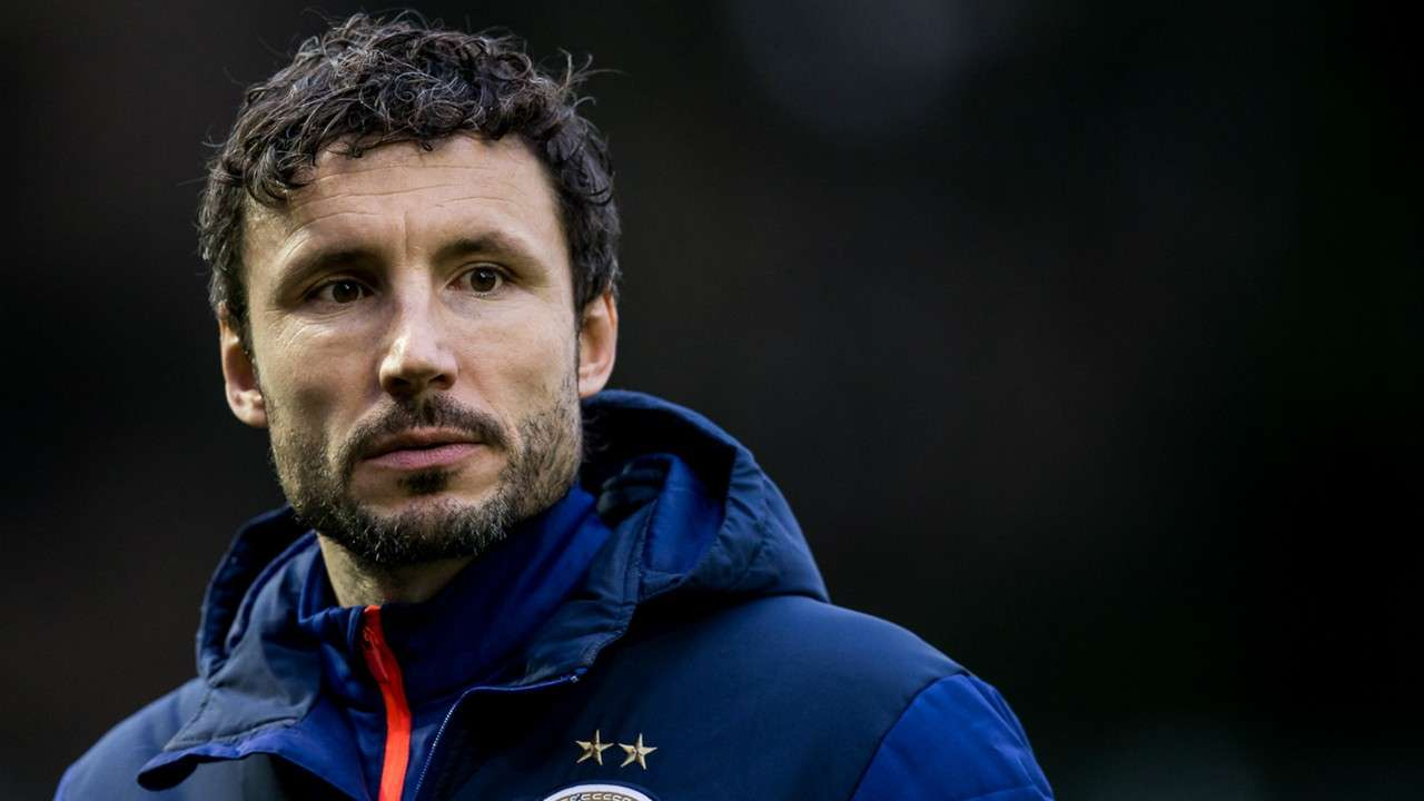 Officiel : le PSV a remercié Mark Van Bommel