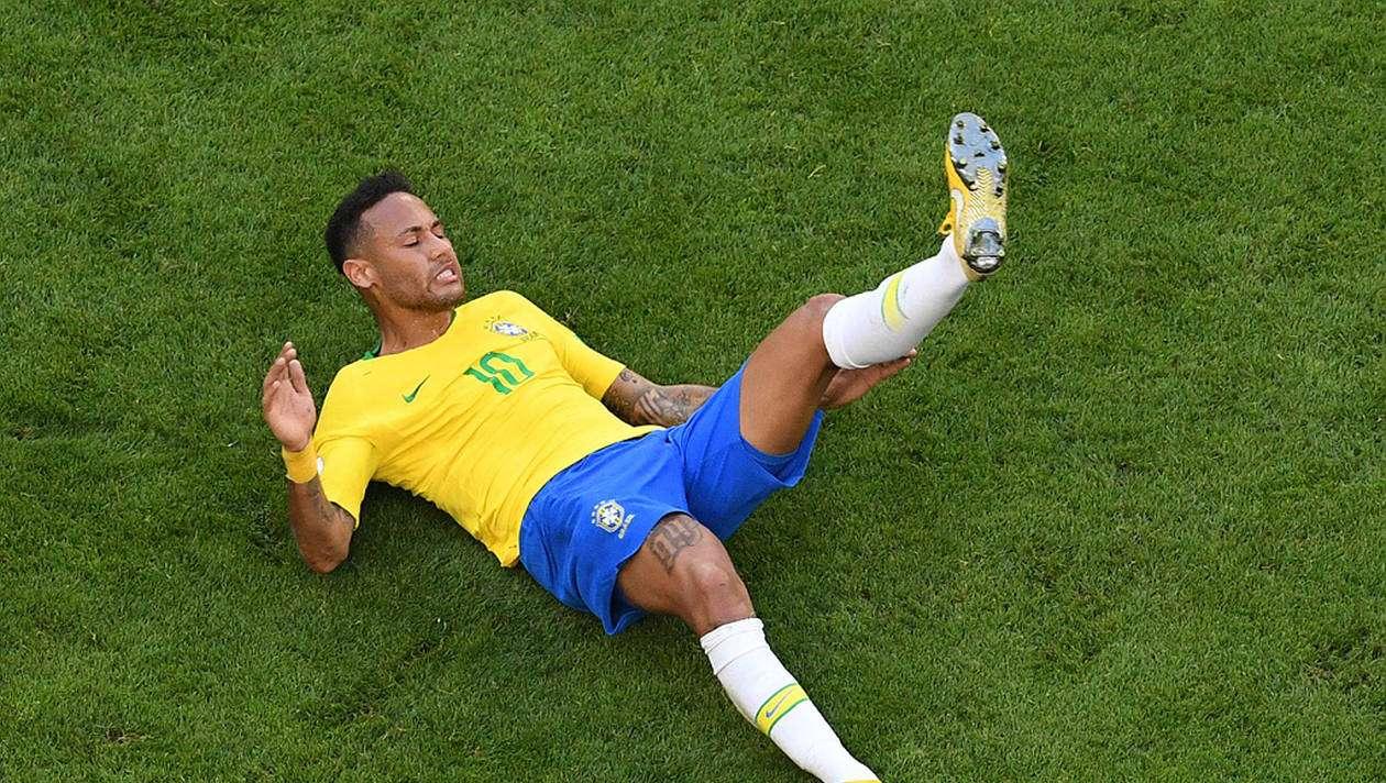 Coupe du monde : les secours portugais se moquent de Neymar !