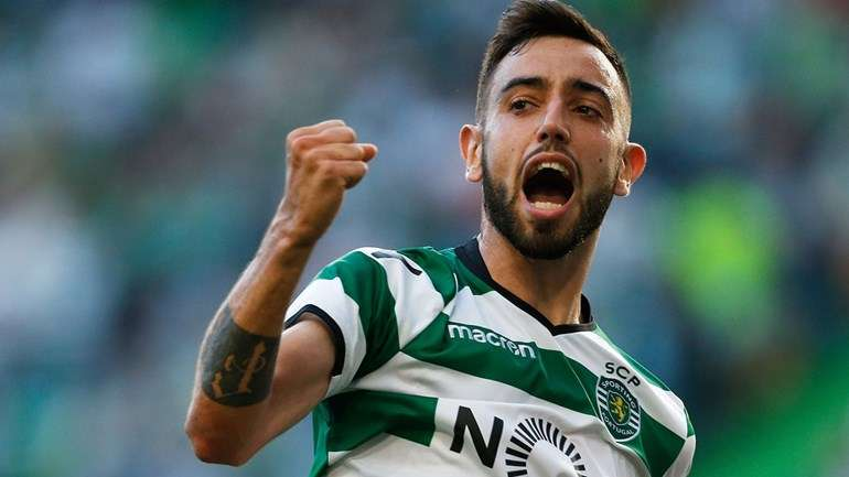 Bruno Fernandes d'accord avec Manchester United !