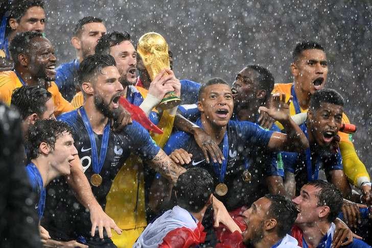 La France est le deuxième exportateur de joueurs dans le monde