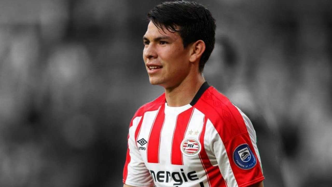 Tottenham débarque dans le dossier Lozano