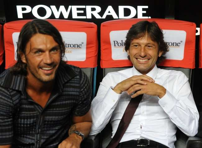 Milan AC : Leonardo et Maldini dans le viseur