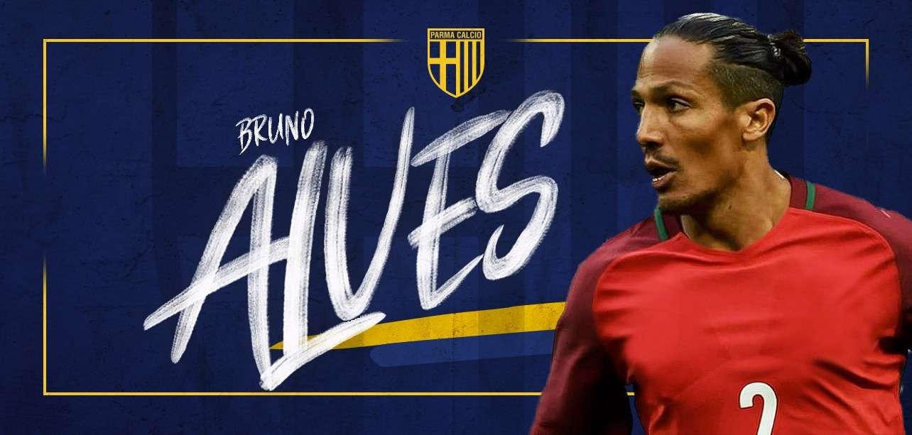 Officiel : Bruno Alves à Parme !