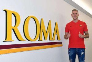 Roma : Robin Olsen va signer à Cagliari