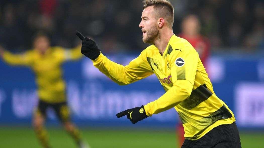Dortmund : Une offre de 20M€ est arrivée pour Yarmolenko