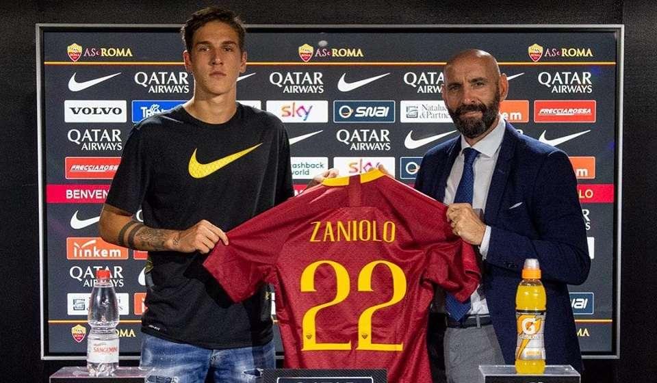 Zaniolo intéresse aussi City !
