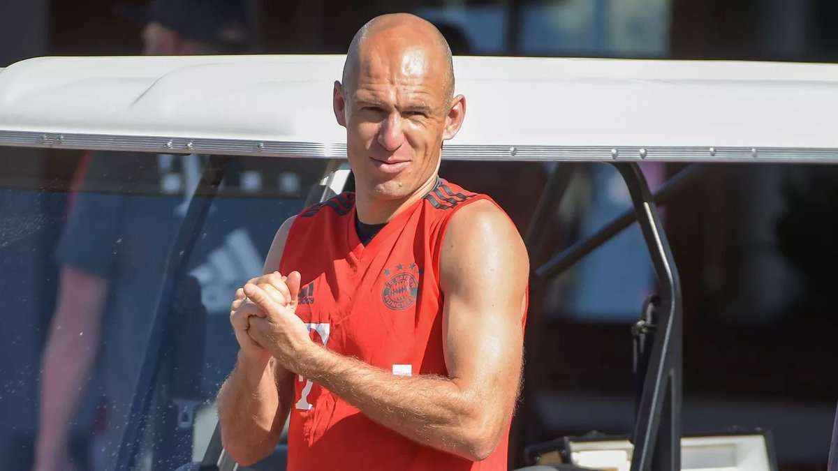 Robben s'exprime sur son avenir